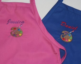 Kids Personalised Apron
