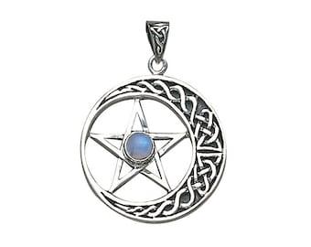 Pentagram Pentacle Pendant