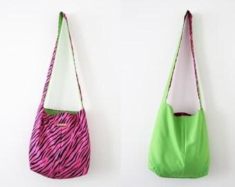 Pink Zebra & Lime