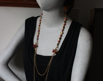 CDC Inspired Necklace- For the First Time