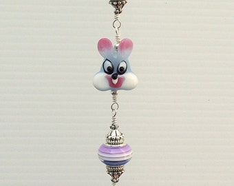 Adorable Bunny Ceiling Fan Pull