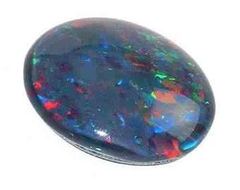 Genuine Opal Triplet 11x9mm