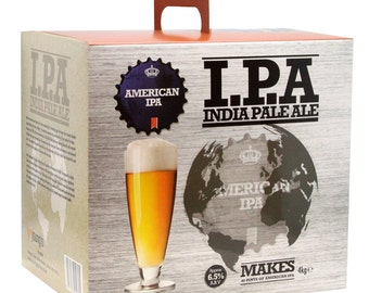 Youngs american i.p.a 4kg  beer  kit homebrew 40 pint kit