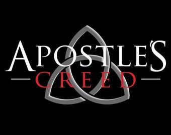 APOSTLE'S CREED T-shirt