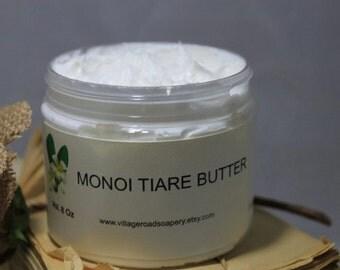 Organic Monoi Tiare Whipped Body Butter