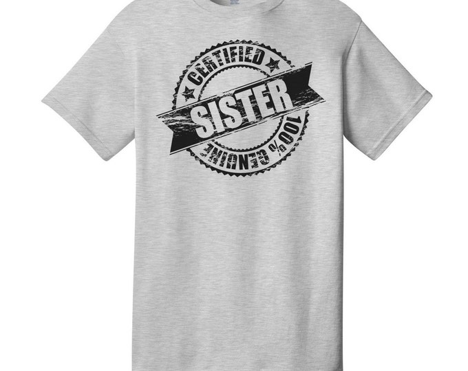 Certified Sister T-Shirt