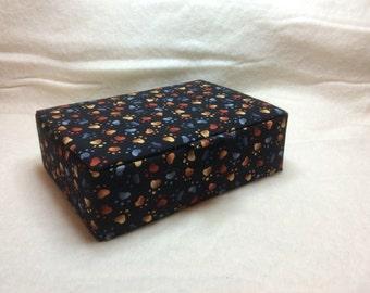 Keepsake Fabric box