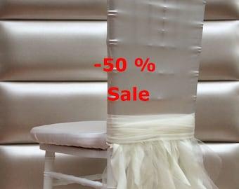 SUMMER SALE!!!  Chair covers,wedding chair cover,chiavari chair cover
