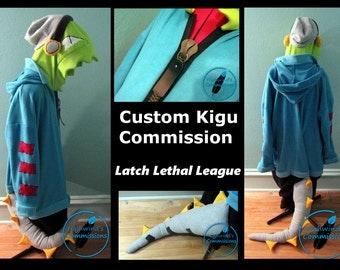 Custom Kigurumi