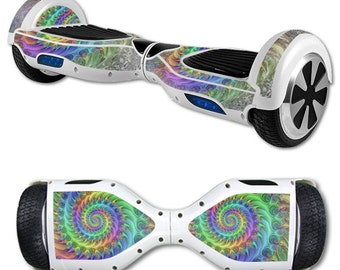 Skin Decal Wrap for Self Balancing Scooter Hoverboard unicycle Tripping