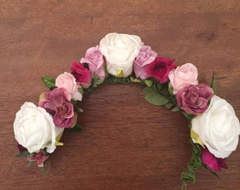 Bella Flower Crown Large