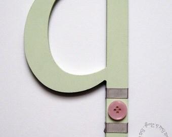 Decorative Wooden Letters for Walls/Doors