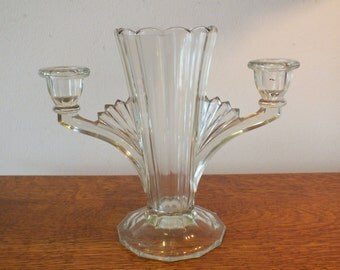 1920's Art Deco Hollywood Regency Vase