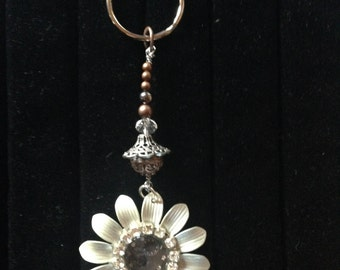 Daisy Key Chain