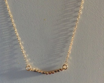 Gold Simplicity Necklace