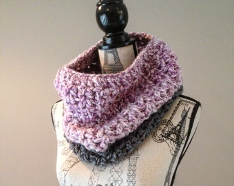 Crochet Cowl, Crochet Chunky Cowl, Cowl, Women's Cowl, Chunky Infinity scarf, Circle Scarf, Knit Scarf