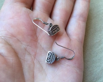 Little Box Earrings -- 619