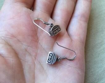 Little Box Earrings -- 619