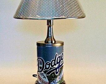 LOS ANGELES DODGERS Desk Lamp