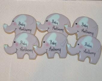 elephan cookies
