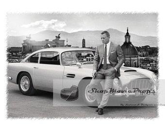 bond and DB5 grey textured