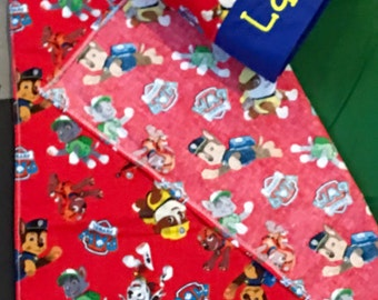 Preschool and kindergarten  Paw Patrol kindermat covers!
