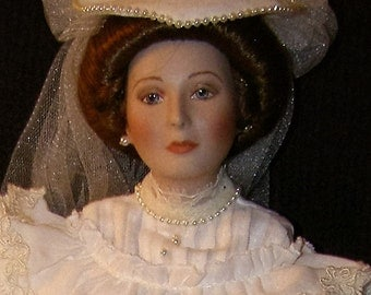 Flora - 1st in Series Classic Brides of the Century - Ellen Williams - MIB