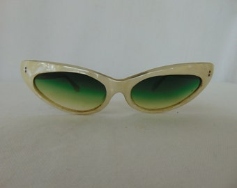 Vintage cat eye sunglasses from the fifties