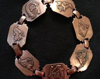 Equestrian Good Luck Bracelet