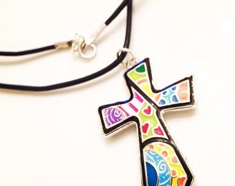 Cross is the Boss Necklace