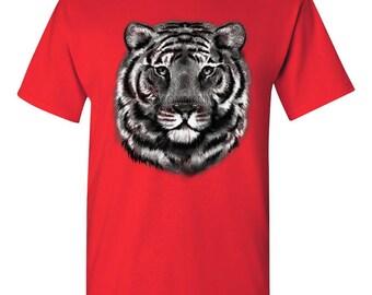 Mens Tshirt -Tiger Tshirt -Tiger -Tiger Shirt -Animal Tshirt -Animal Lover -Love Tiger -Workout Tshirt -Mens Shirt -Tshirt -Shirt -Tee