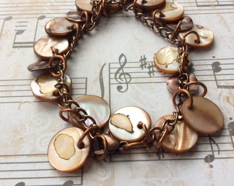 Burnish Charm Bracelet
