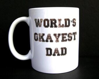 Father gift, Fathers gift, Gift for Him, Dads Gift, Dad Gift, Father Gifts, Mens Gift, Gift for Men, Fathers Mug, Christmas Gift, Xmas Gift
