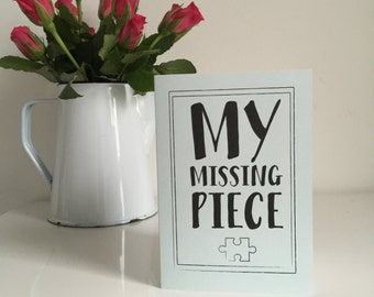 My Missing Peice