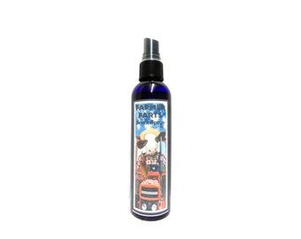 Farmers Farts - Great Novelty Fruity cobbler Aroma 4oz bottle of Body Spray, room spray