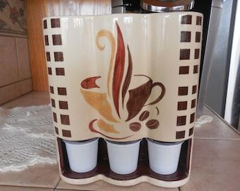 Just Coffee, Keurig, K Cup Holder