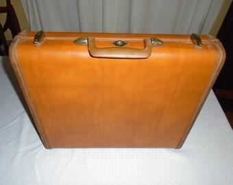 Vintage Samsonite Briefcase / Mid century Briefcase / Mid Century Samsonite / Samsonite Luggage / Samsonite Attache