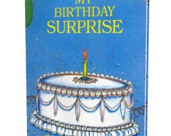 Personalized Book My Birthday Surprise Introductory Offer