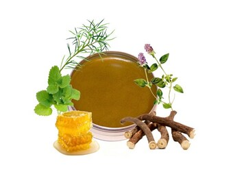 Organic Lemon Balm - Licorice Salve >30 ml<