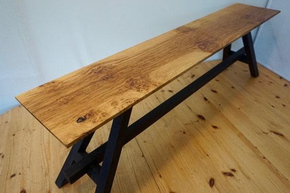 Pippy Oak Bench