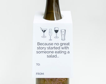 """Shop """"wine lover gift"""" in Paper & Party Supplies"""