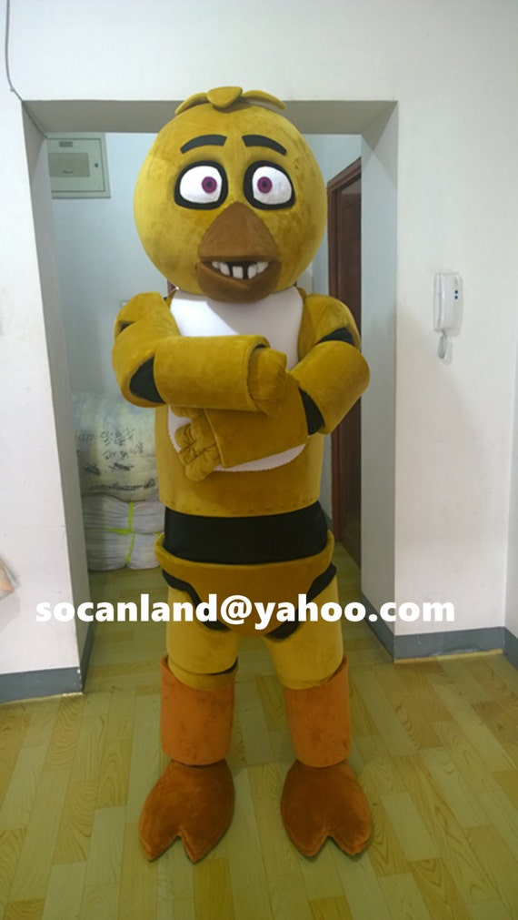 Chica cosplay fnaf chica mascot costume chica cosplay chica clothing