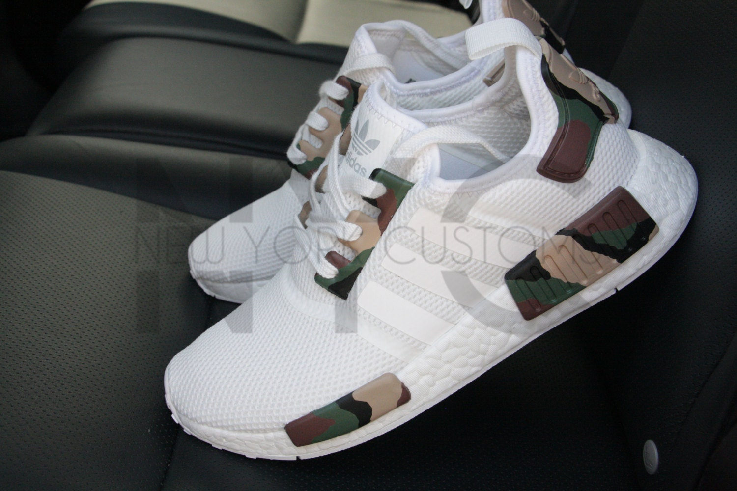 Adidas Nmd White Camouflage