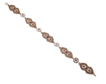 Authentic Ottoman style sterling silver bracelet ZB5020