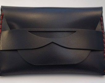 Credit card case from Shell Cordovan