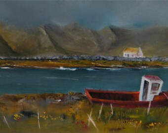The Old Fishing Boat, West of Ireland