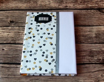 A5 hardcover cute journal, personal journal, cute diary, personalized notebook, writing journal, journal diary notebook, custom diary,