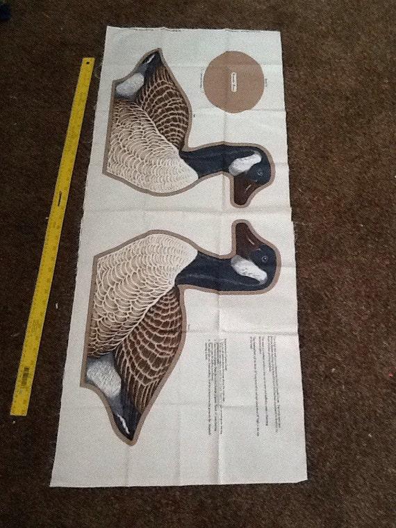Wild Bird Collection Canada Goose Door Stop Or Stuffed