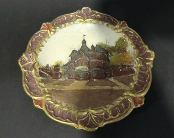 German Pottery Hamburg wall Plates price of only one US dollar