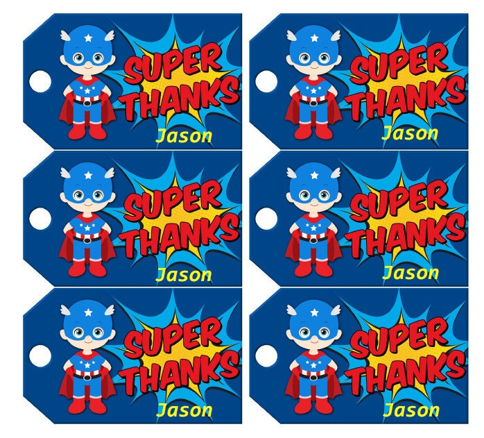 party favor tags funpartysupply